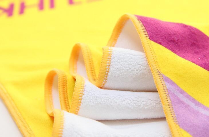 Custom Microfibre Sublimated Sport Towels Manufacturer