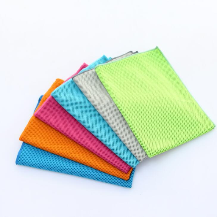 2019 Hot Sale Portable Magic Instant Ice Cooling Towel Manufacturer