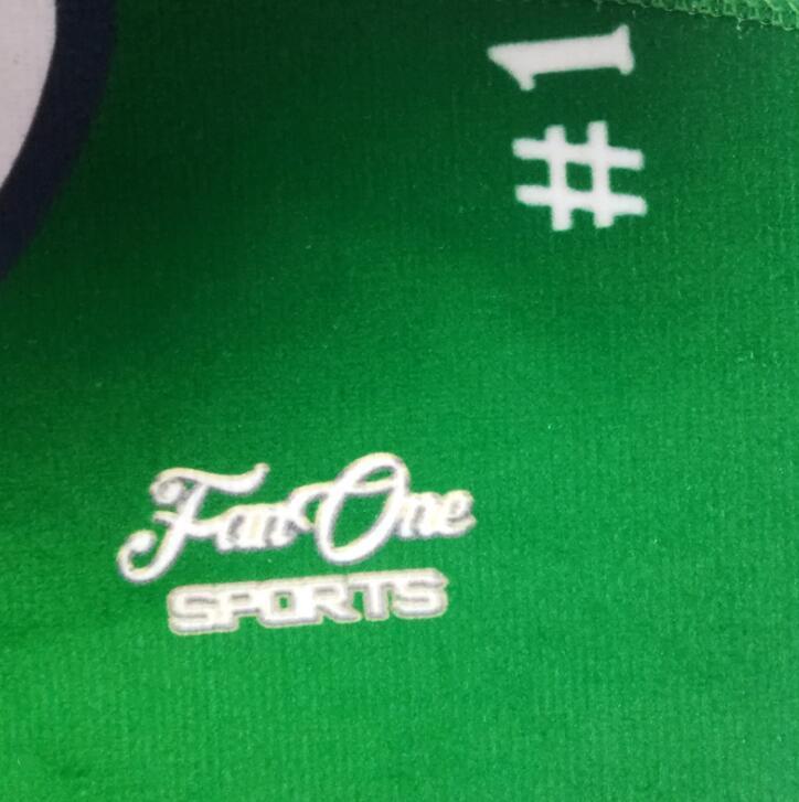Custom Promotional T shirt Shape Sport Rally Towel
