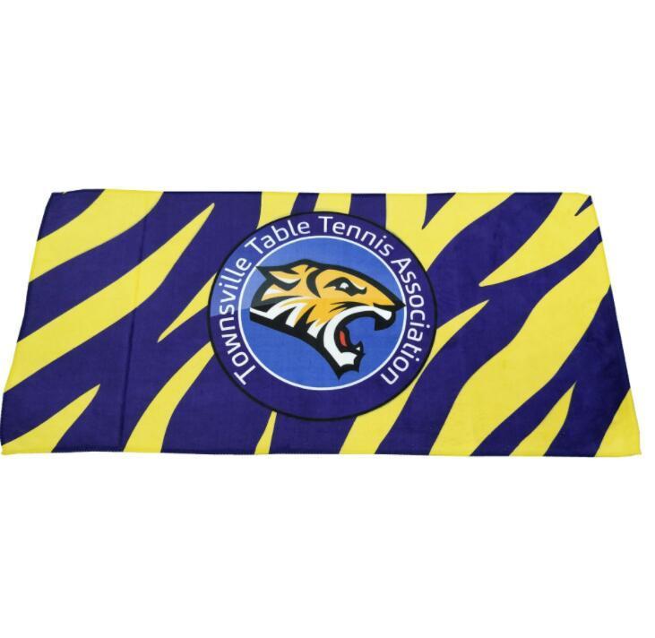 Custom Promotional Custom Rally Towels & Sports Towels