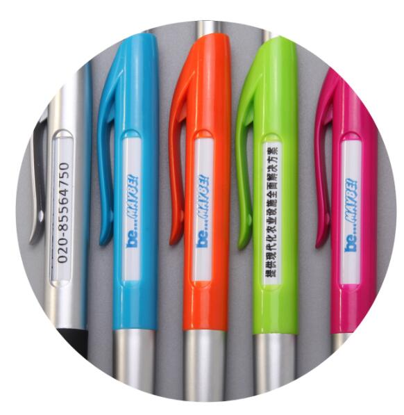 low-cost personalised plastic pens directly sale for school-2
