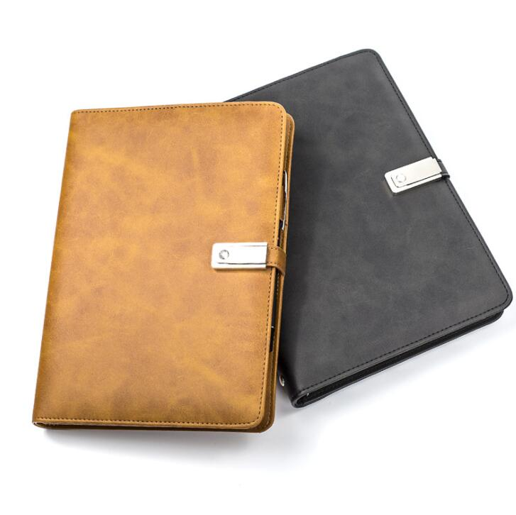 East Promotions hot-sale leather spiral notebook best manufacturer for school-1