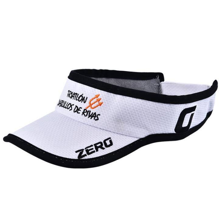 Custom Logo Embroidery Promotional Baseball Visor Cap Sport Golf Cap Manufacturer
