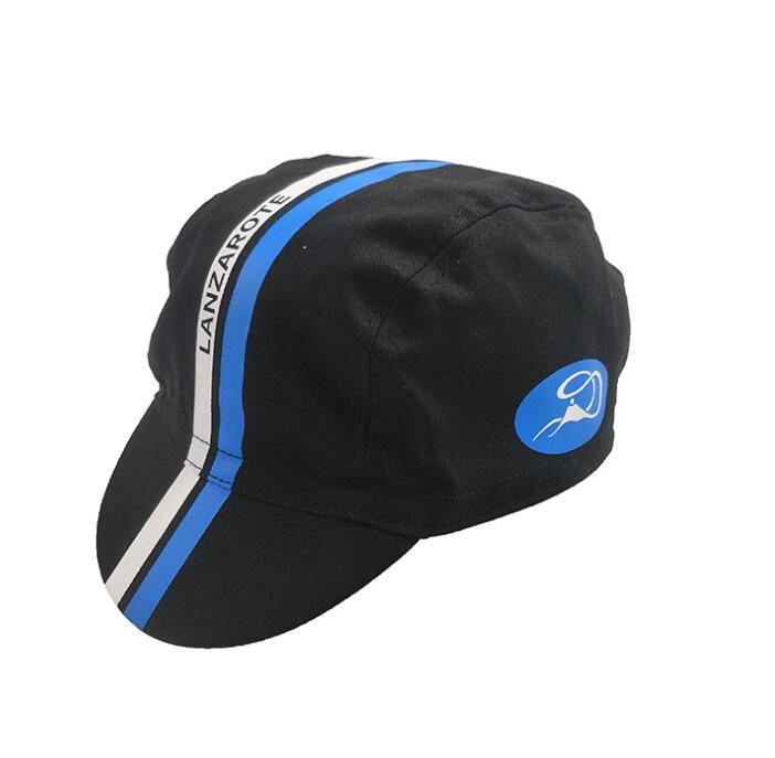 Custom Printing Cycling Cap 100% Cotton Snapback Bicycle Riding Hat