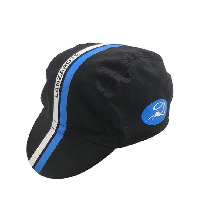 Custom Printing Cycling Cap 100% Cotton Snapback Bicycle Riding Hat