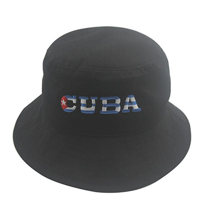 Custom Cotton Bucket Hat Embroidery Promotion Cap Unisex Fashion Sun Hat