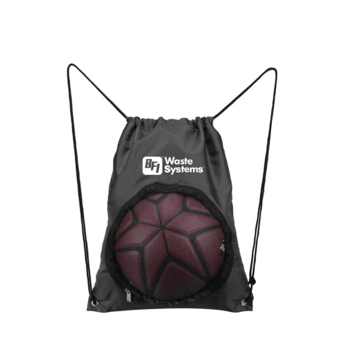 popular plain drawstring bags from China for school-1
