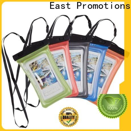 East Promotions waterproof cell phone pouch suppliers for phone
