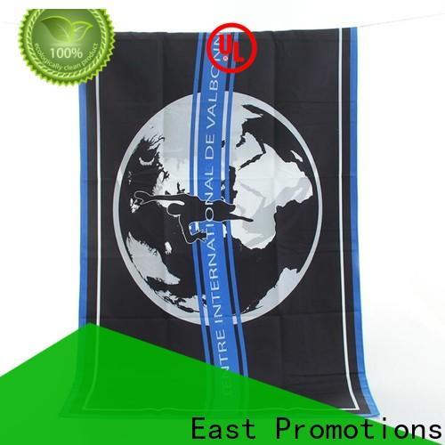 East Promotions promotional personalised beach towels with good price for gym