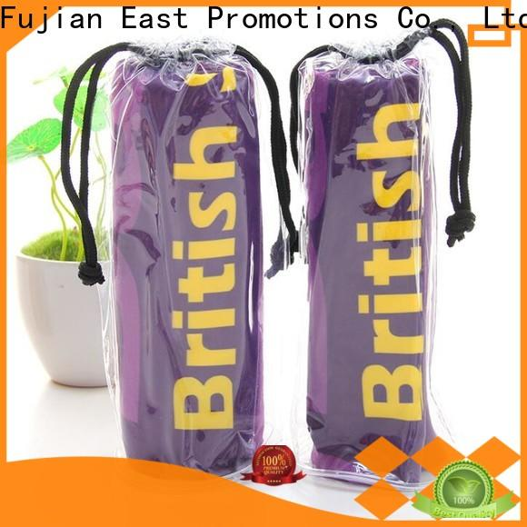 East Promotions practical dry off sport towel factory for bath