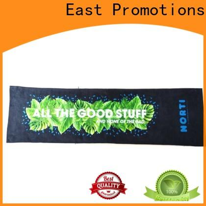 East Promotions hot-sale novelty hand towels supply for trip