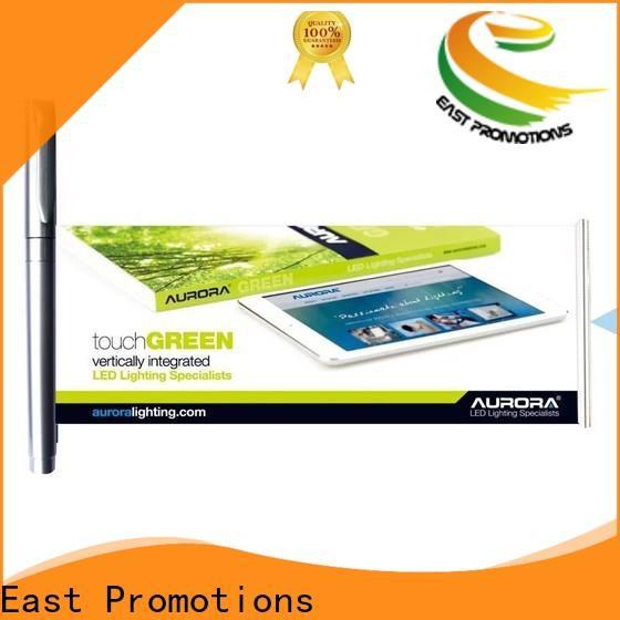 East Promotions practical promotional ballpoint pens series bulk production