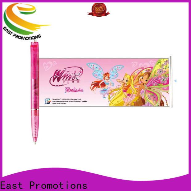 East Promotions promotional pens best manufacturer for school