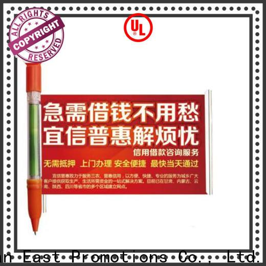 cost-effective personalised plastic pens manufacturer bulk buy