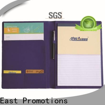 East Promotions low-cost a5 pu leather notebook with good price for school