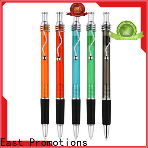 East Promotions top quality quality promotional pens company for children