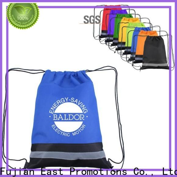 East Promotions hot-sale athletic drawstring bag with good price for sale