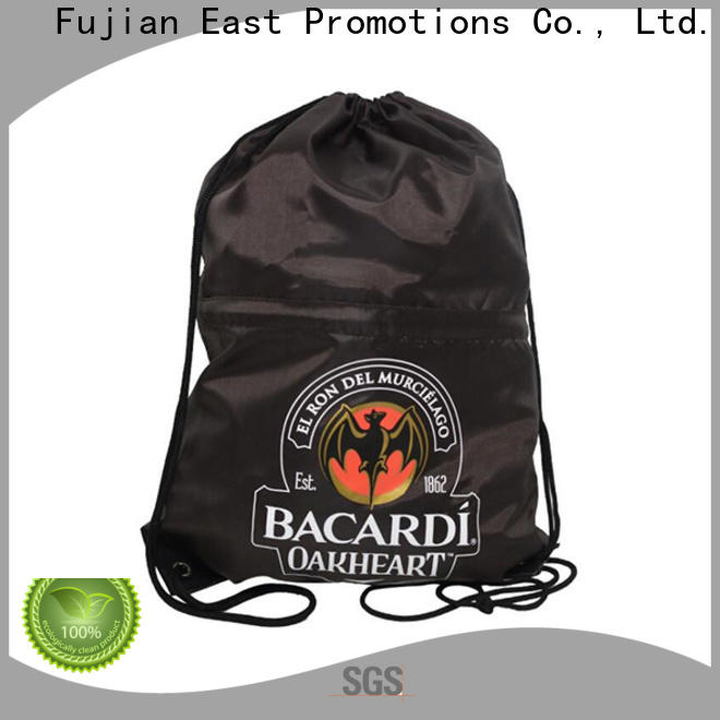 top quality drawstring bag custom logo suppliers bulk production