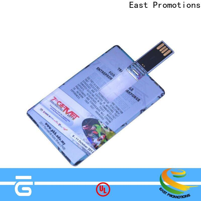East Promotions novelty flash drive wholesale for company