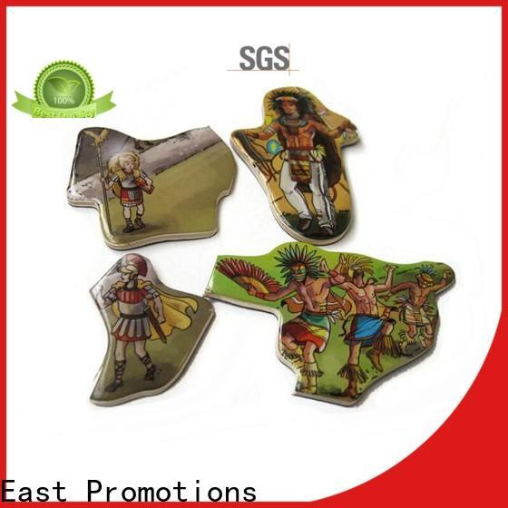 East Promotions cheap souvenir fridge magnets best supplier for sale