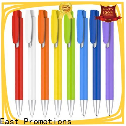 East Promotions factory price buy promotional pens company for school