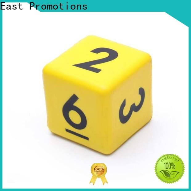 East Promotions custom stress relief balls supply for kindergarten
