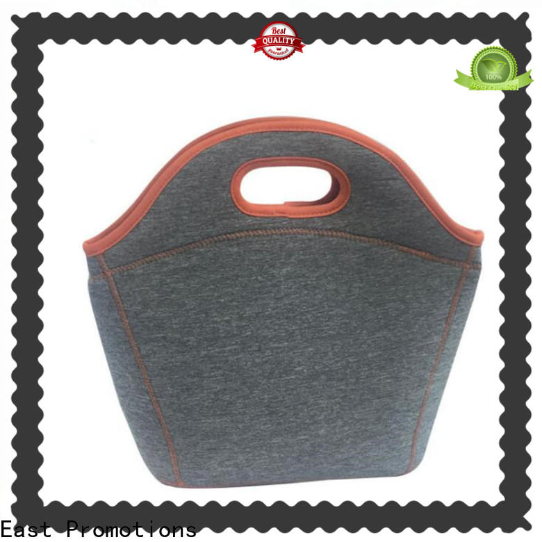 East Promotions quality cool insulated lunch bags from China for school