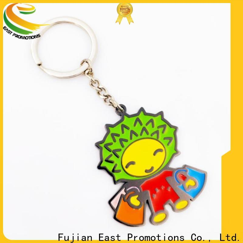 East Promotions plain metal key rings supplier for sale