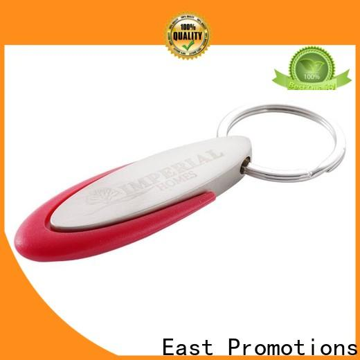East Promotions metal key ring holder supply bulk production