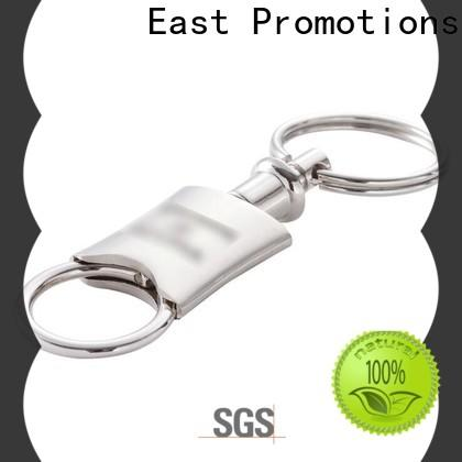 East Promotions cheap metallica keychain manufacturer for gift