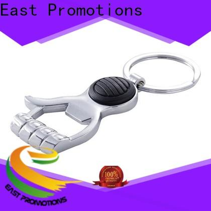 East Promotions metal key chains supply bulk production