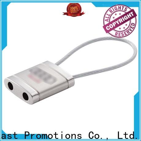 East Promotions practical metal keychain factory direct supply for key