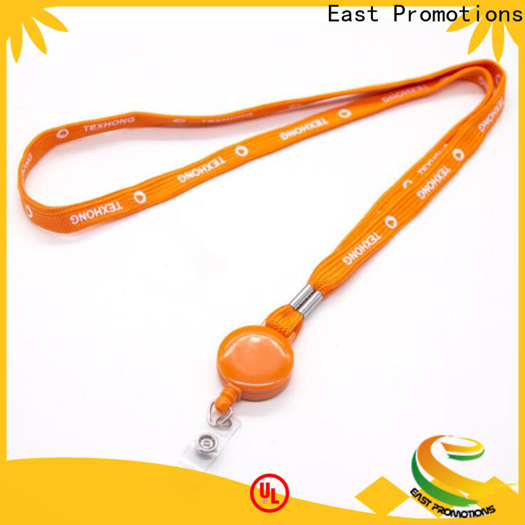 East Promotions hot selling buy badge reels manufacturer bulk production