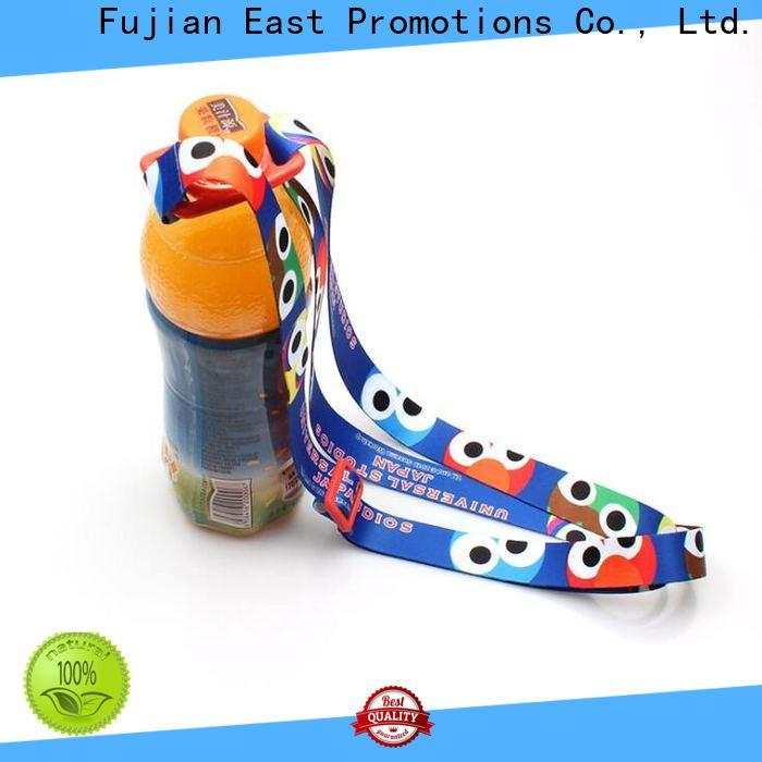 East Promotions worldwide lanyard with buckle supplier for trunk