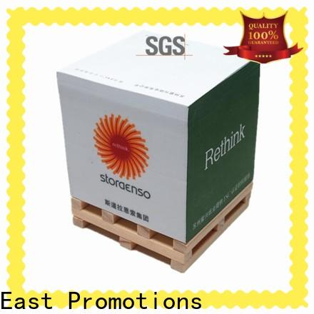 East Promotions factory price post it sticky notes from China for office