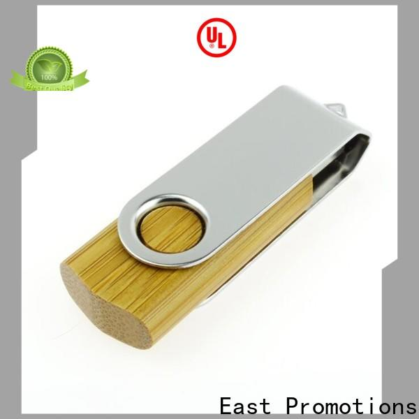 East Promotions professional mini usb flash drive from China for file storage