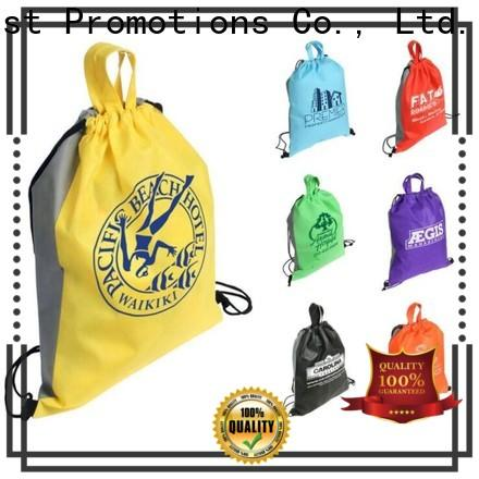 East Promotions drawstring bag backpack company for packing