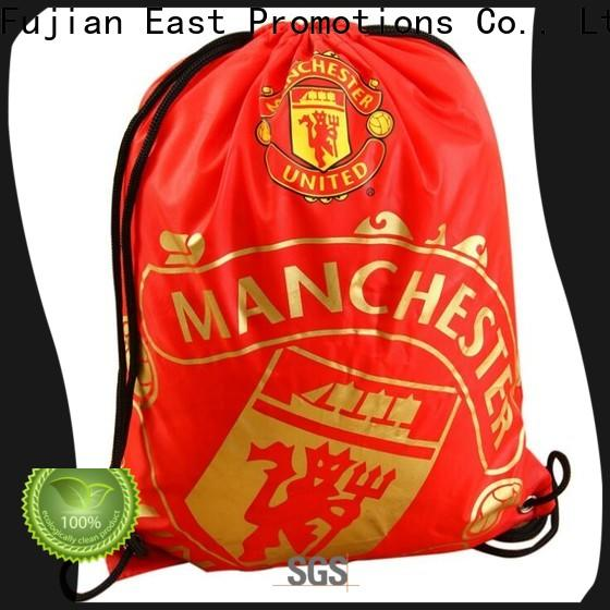 East Promotions cost-effective drawstring bag with zipper supply for school
