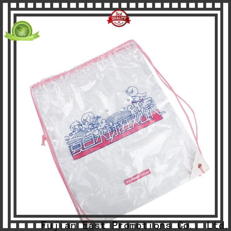 low-cost drawstring bags with logo manufacturer for trip