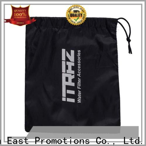 East Promotions best drawstring backpack company bulk production