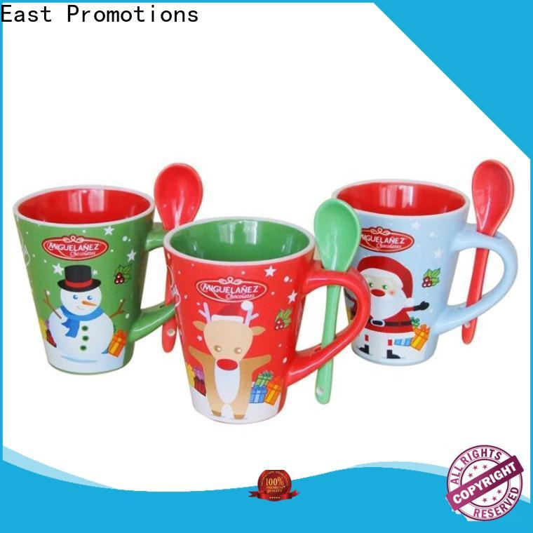 East Promotions quality ceramic coffee mug supplier for sale