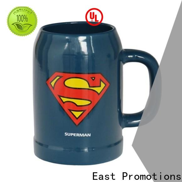 East Promotions plain coffee mugs suppliers bulk buy