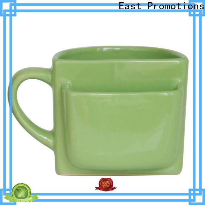 East Promotions custom coffee cups manufacturer bulk buy