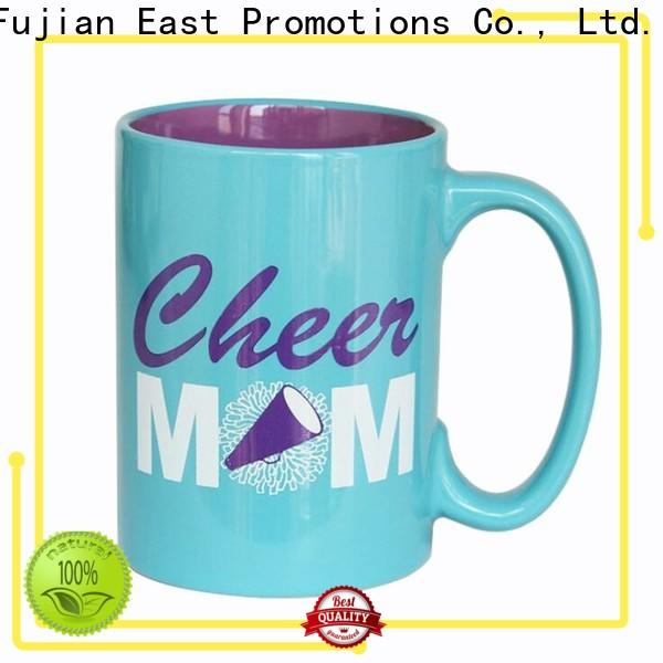 East Promotions worldwide promotional mugs inquire now for milk
