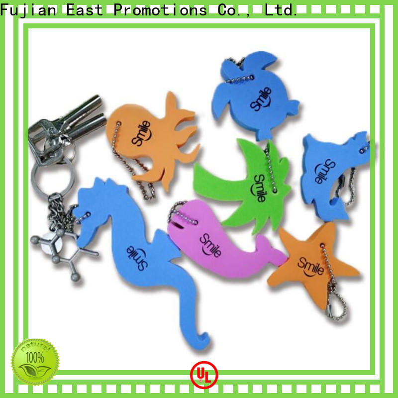 East Promotions top selling keychain foam directly sale for key