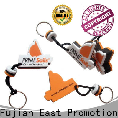 East Promotions floatable key rings factory direct supply for key