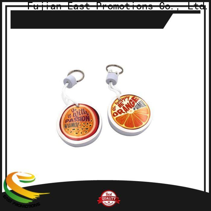 East Promotions personalised floating keyring best supplier for decoration