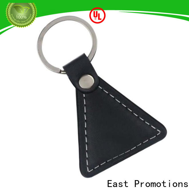 top selling custom made leather keychains best manufacturer for sale