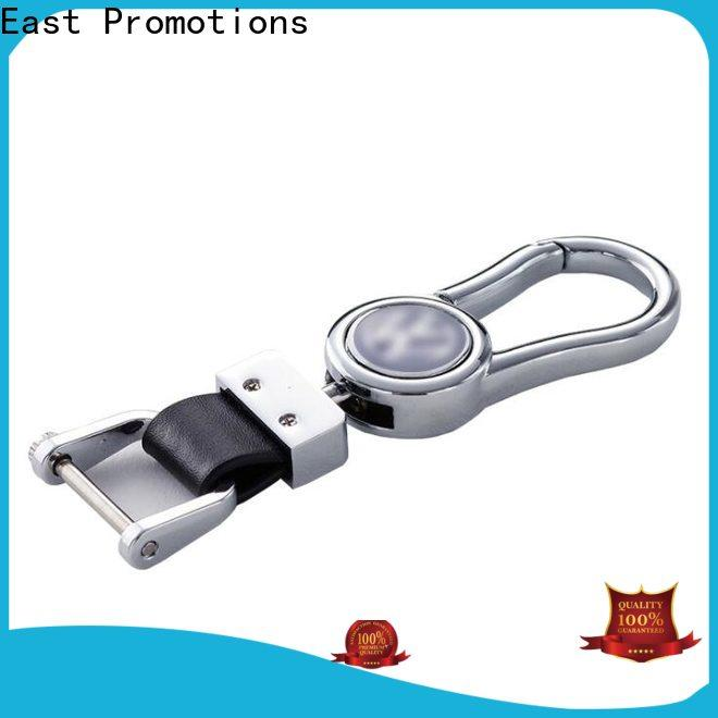 East Promotions high quality leather keychain inquire now for tourist attractions souvenirs gifts
