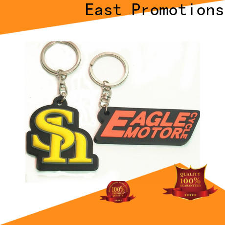 East Promotions high-quality custom pvc keychain series for decoration